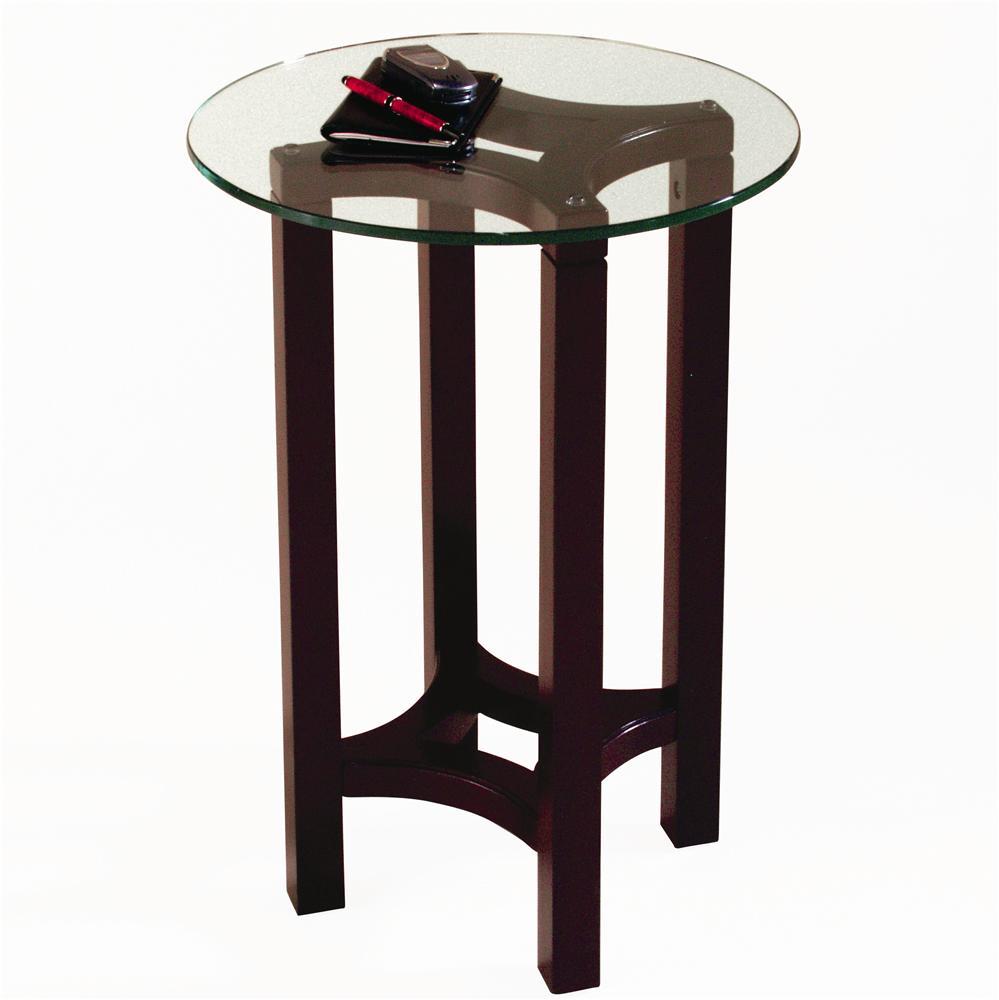 Magnussen Home Juniper Round End Table - Item Number: T1020-35