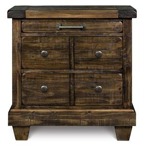 Magnussen Home  Brenley Drawer Nightstand