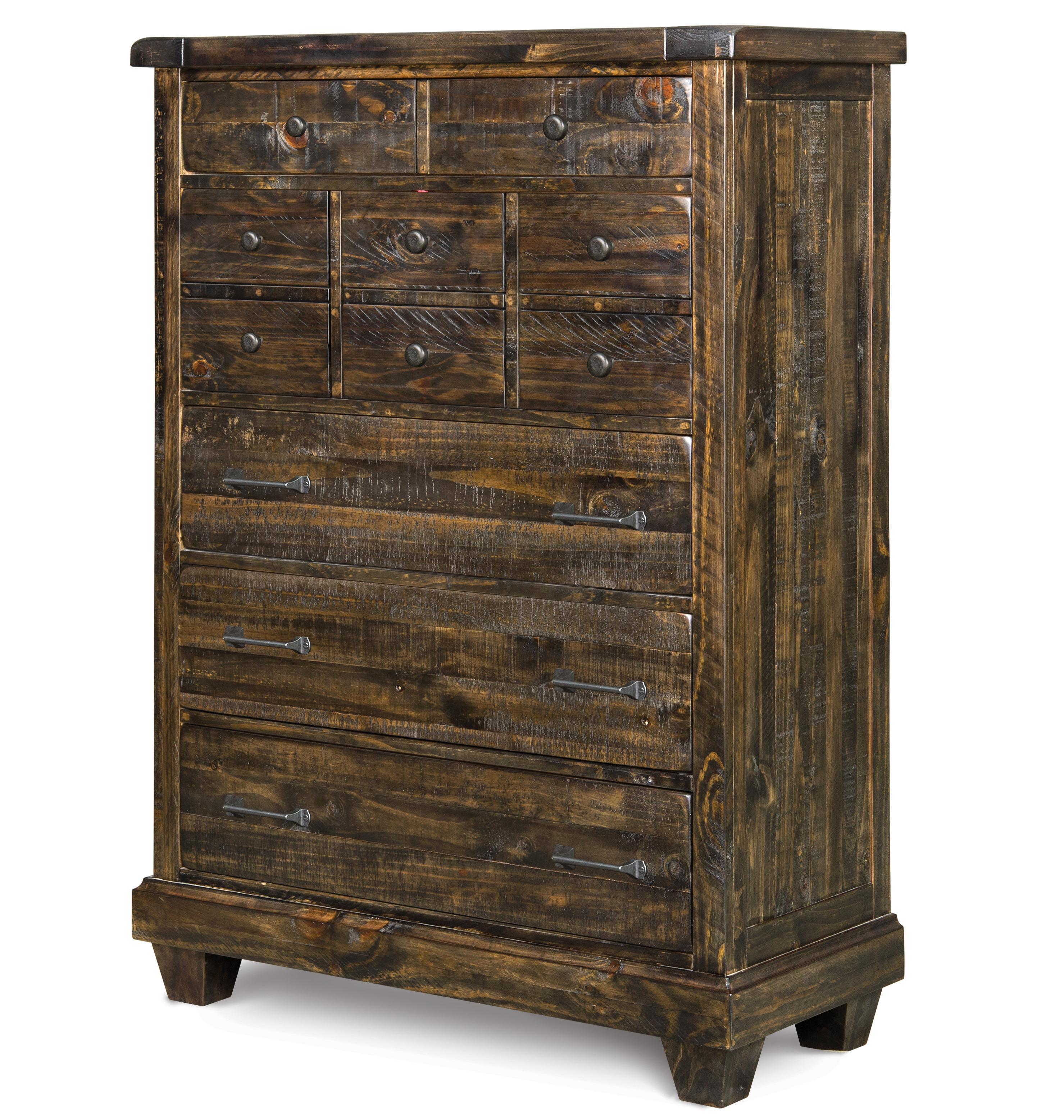 Magnussen Home  Brenley Drawer Chest - Item Number: B2524-10