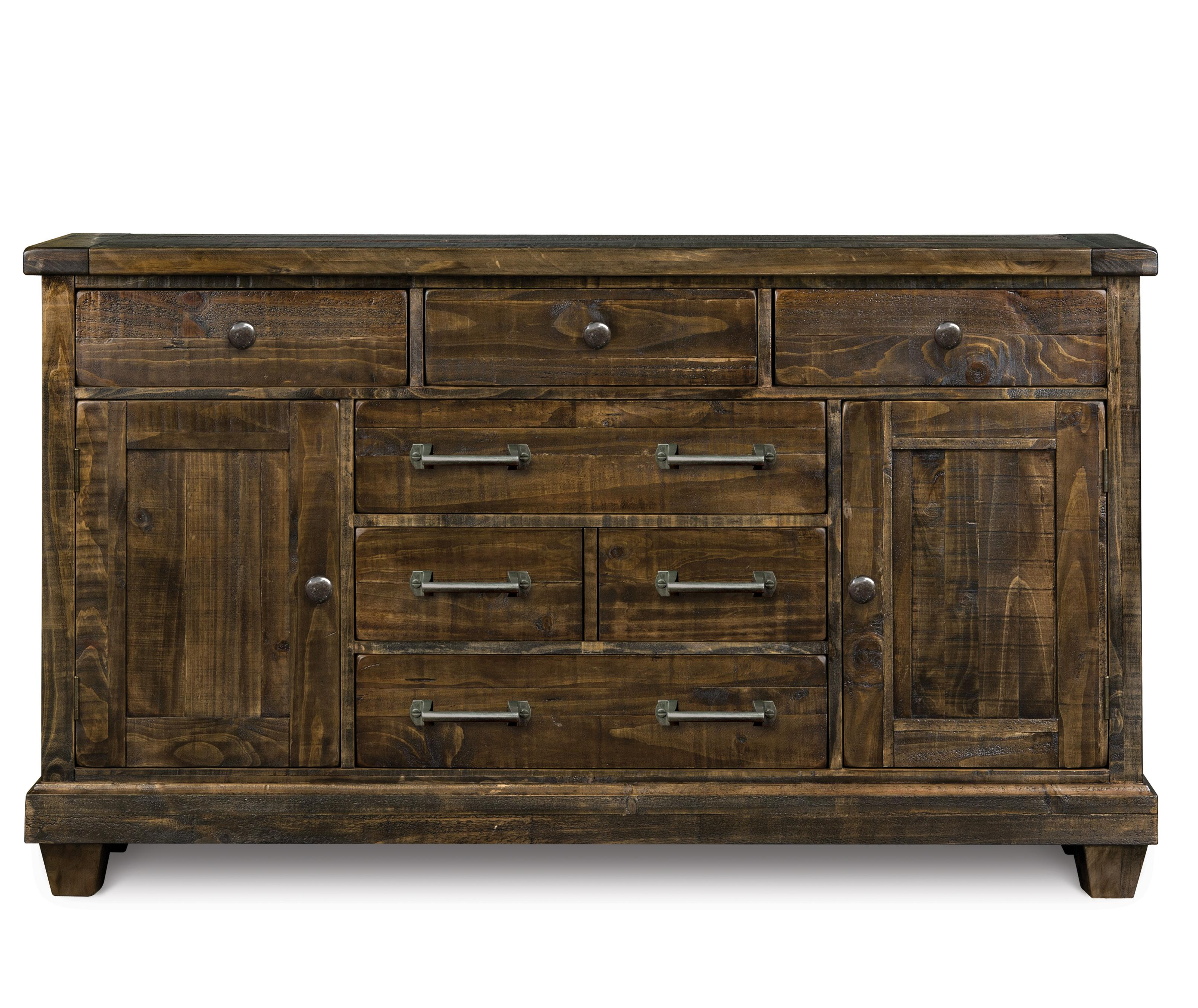 Magnussen Home  Brenley Drawer Dresser - Item Number: B2524-20
