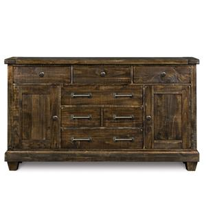 Magnussen Home  Brenley Drawer Dresser