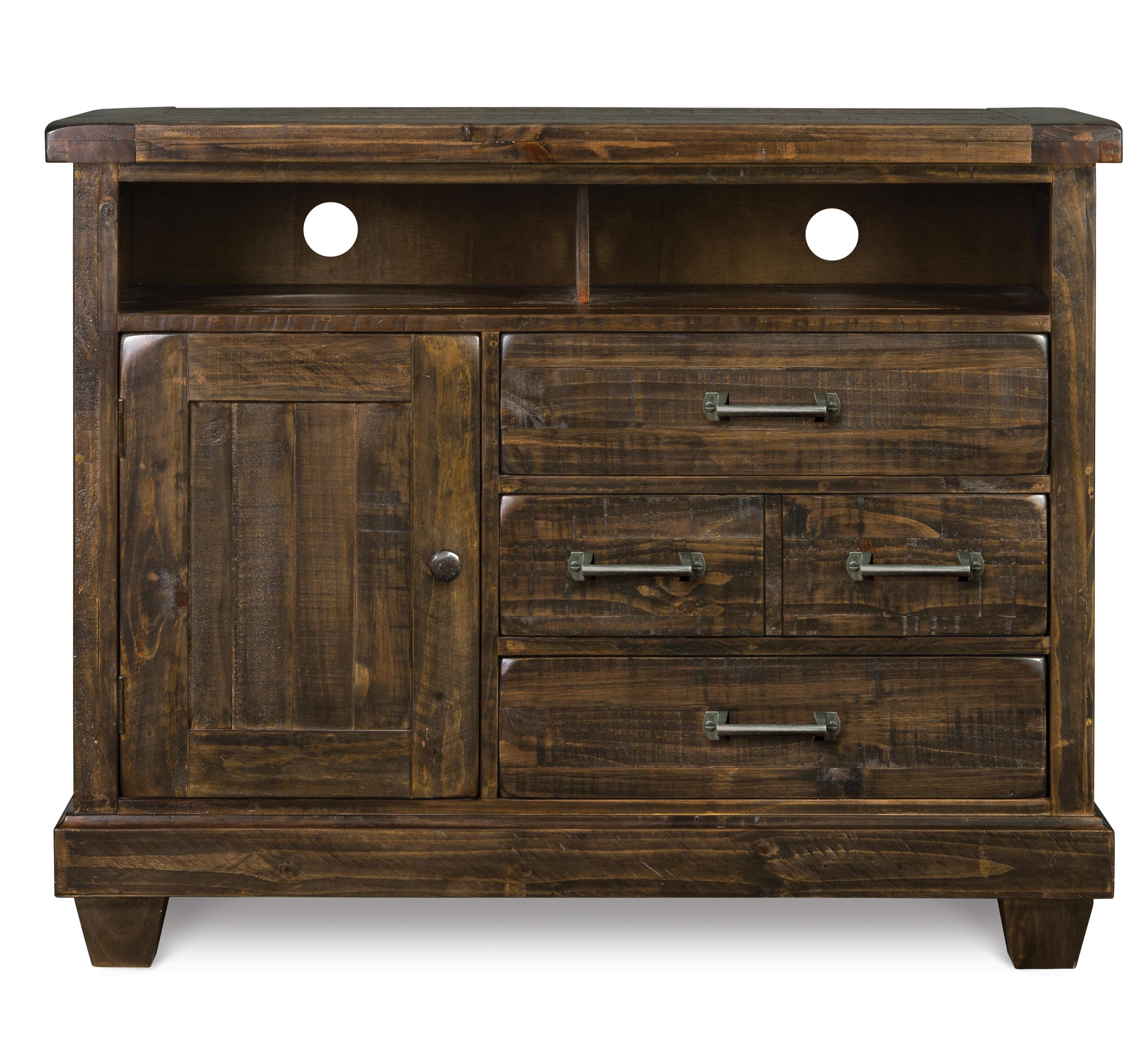 Magnussen Home  Brenley Media Chest - Item Number: B2524-36