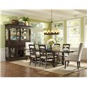 Magnussen Home  Loren Rectangular Dining Table