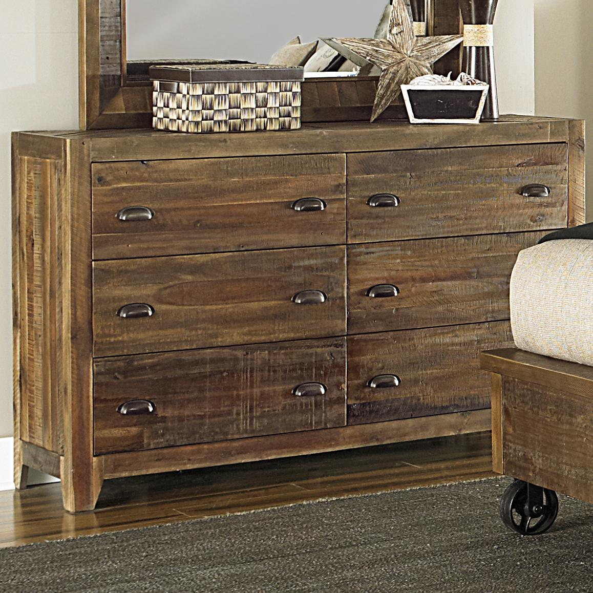 Magnussen Home  River Ridge Drawer Dresser - Item Number: B2375-20