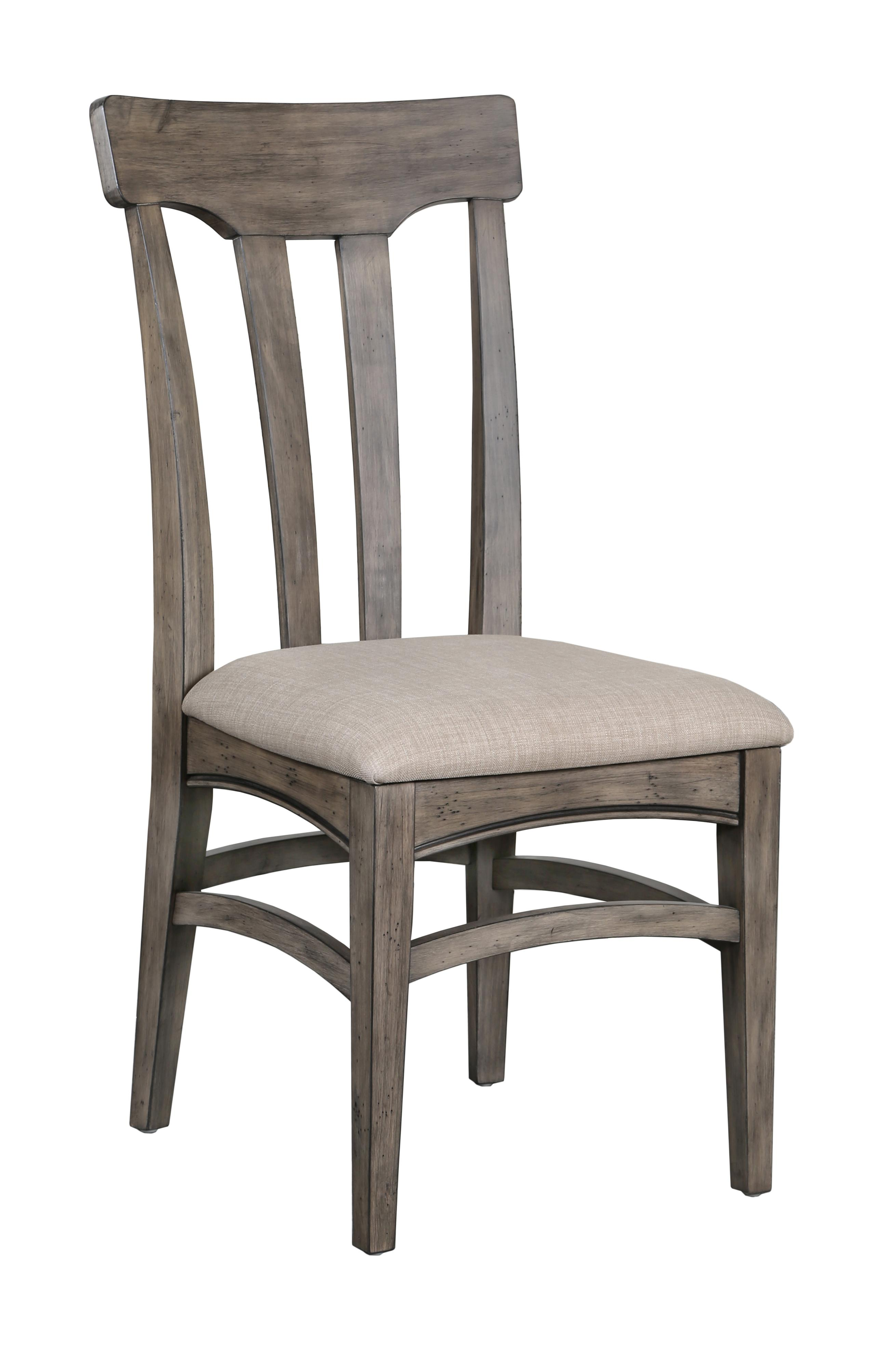 Magnussen Home  Walton Dining Chair with Upholstered Seat - Item Number: D2469-62