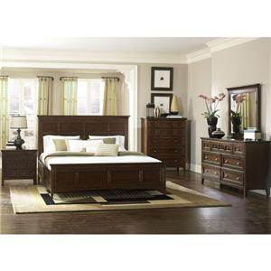 Magnussen Home Harrison Four Piece Queen Bedroom