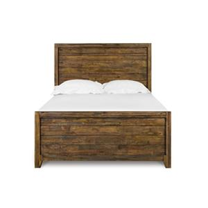 Morris Home Furnishings Barrington Barrington Full Panel Bed