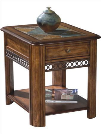 Morris Home Furnishings Knoll Place Knoll Place End Table - Item Number: T1125-03