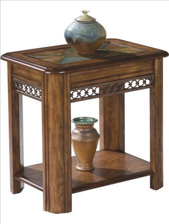 Morris Home Furnishings Knoll Place Knoll Place End Table - Item Number: T1125-10