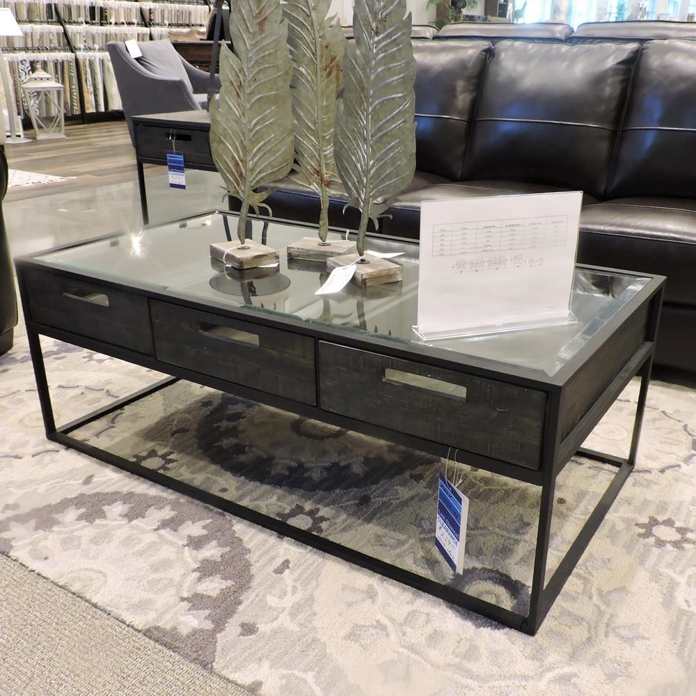 Clearance Claremont Cocktail Table by Belfort Select at Belfort Furniture