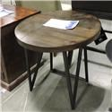 Belfort Select Clearance Oval End Table - Item Number: 715856453