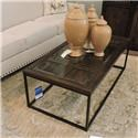 Belfort Select Clearance Rectangle Cocktail Table - Item Number: 798240902