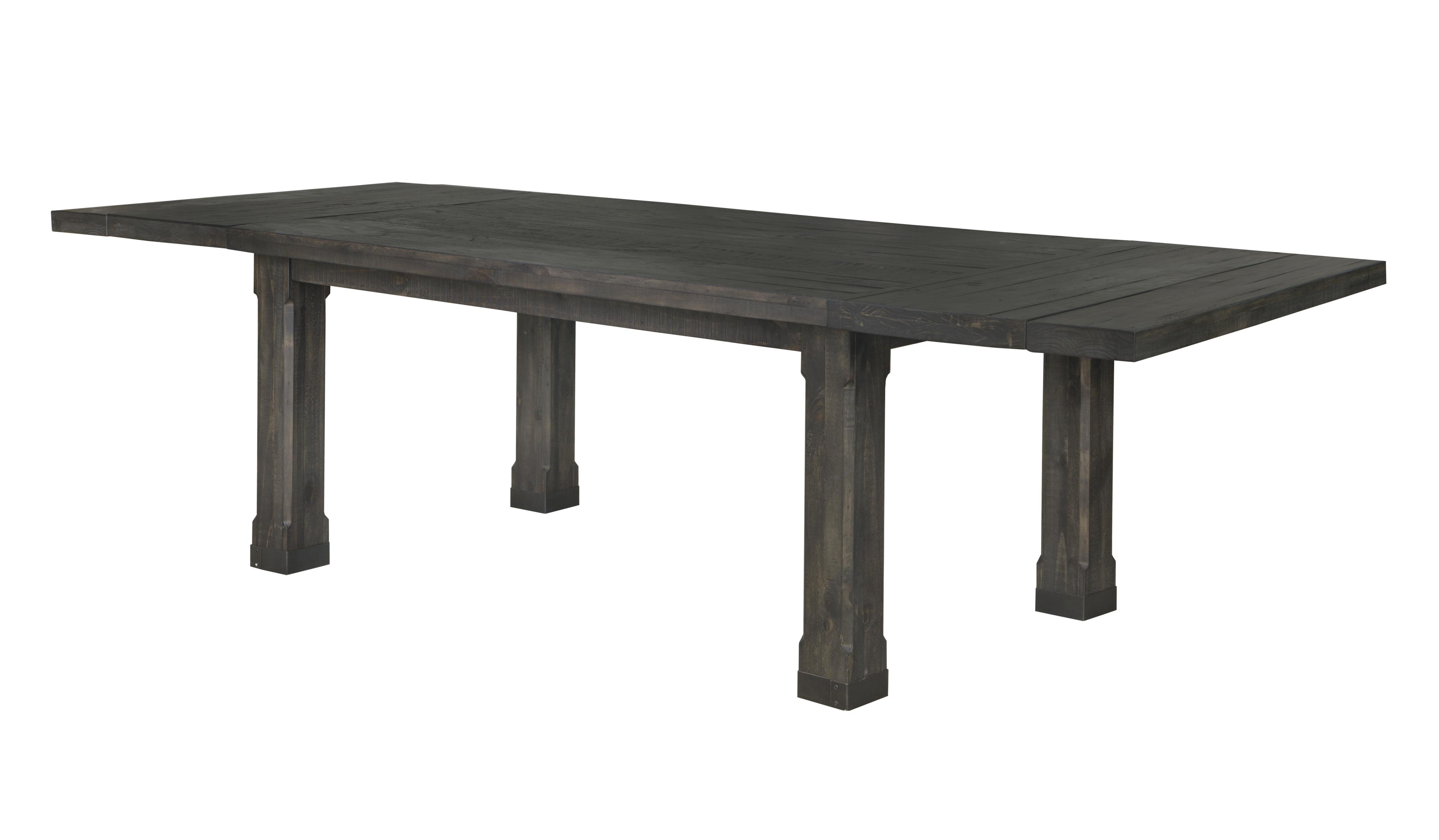 Abington Rectangular Dining Table by Magnussen Home at Dunk & Bright Furniture