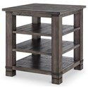 Magnussen Home Abington Square End Table - Item Number: T3804-01