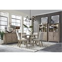 Magnussen Home Ainsley Casual Dining Room Group  - Item Number: D5333 Casual Dining Room Group 2