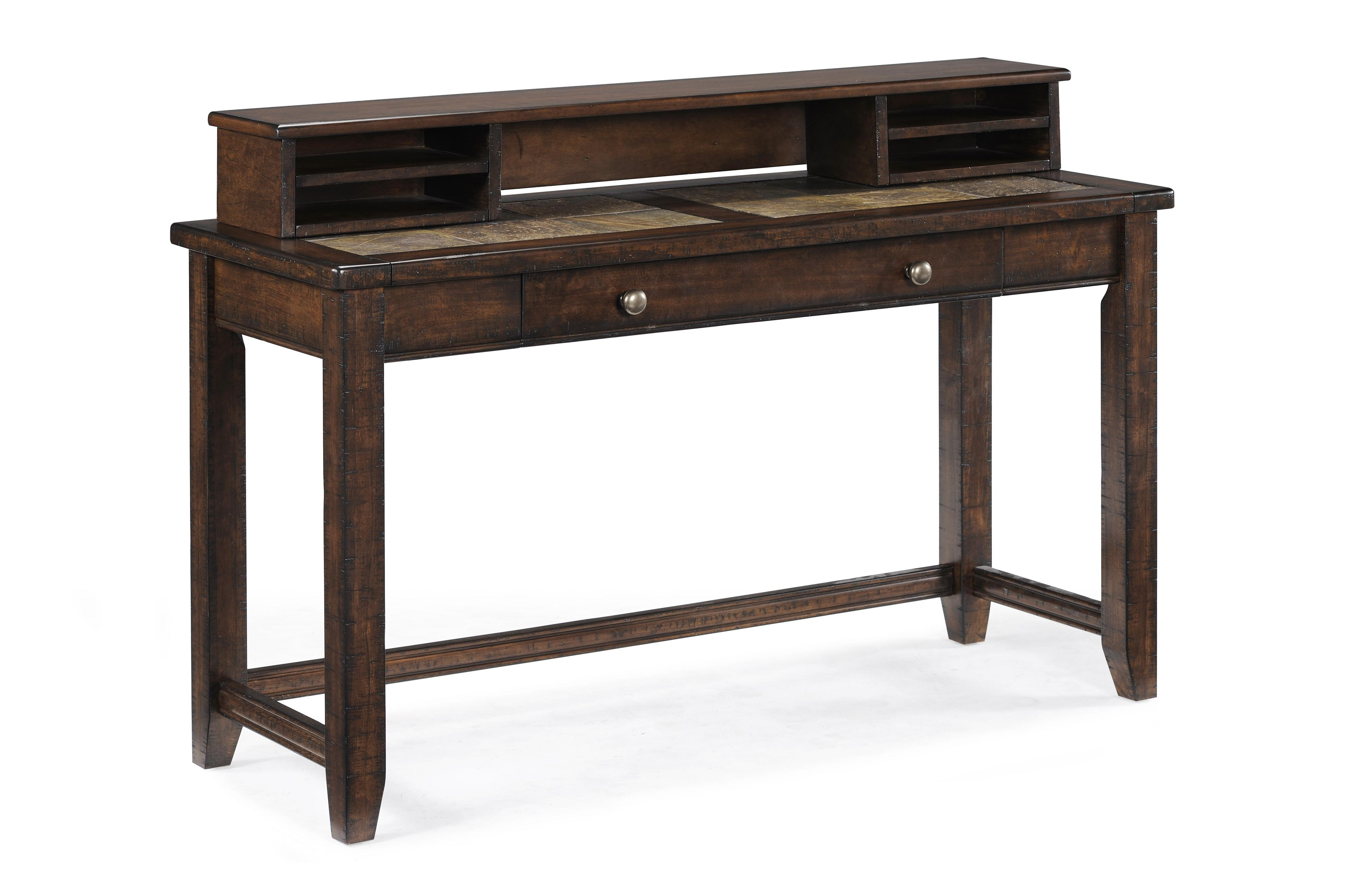 Magnussen Home Allister Sofa Table Desk - Item Number: T1810-90