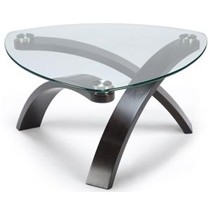 Magnussen Home Allure Pie Shaped Cocktail Table