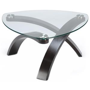 Morris Home Furnishings Allure Glade Run Cocktail Table