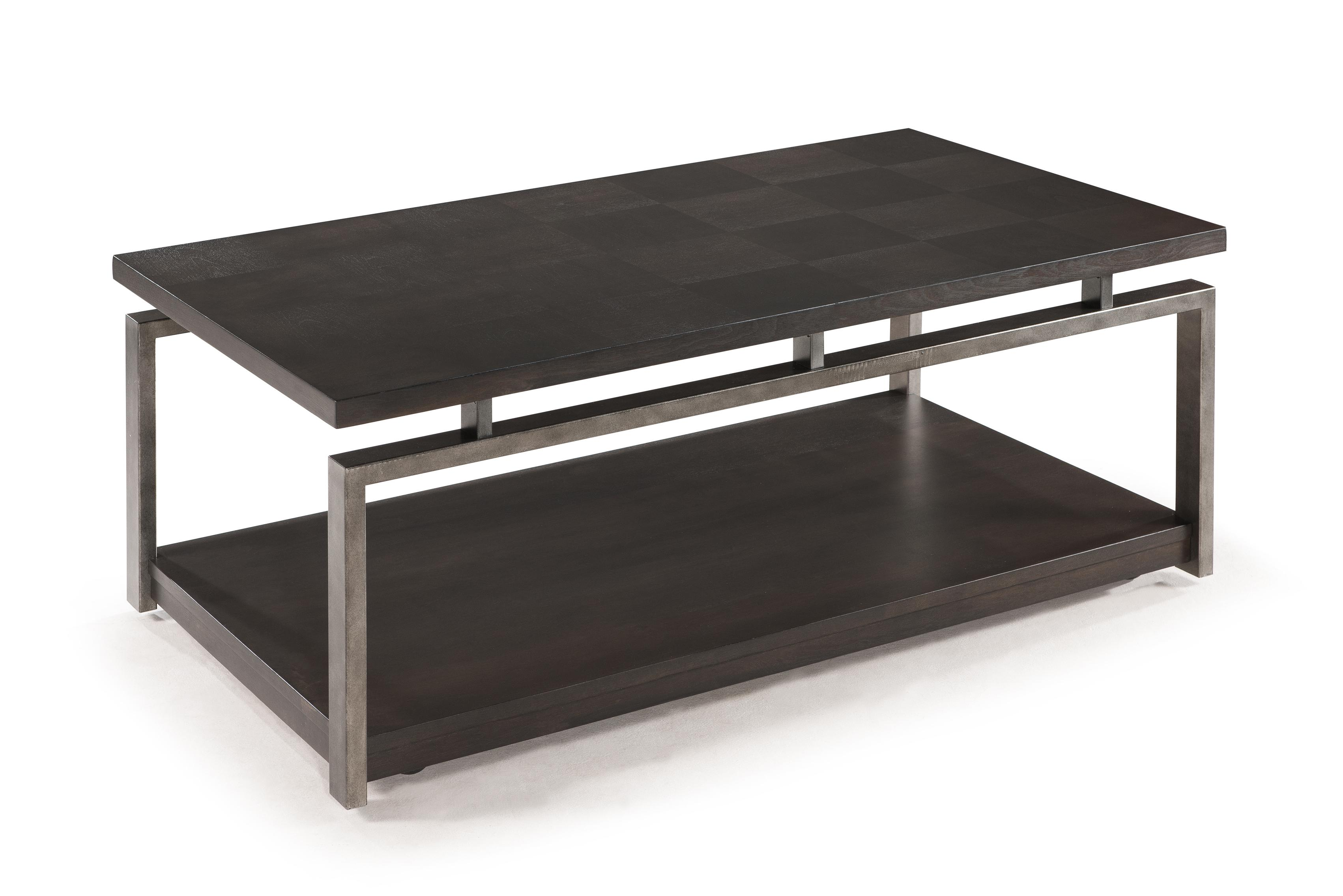 Magnussen Home Alton Rectangular Cocktail Table  - Item Number: T2535-43