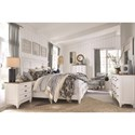 Magnussen Home Alys Beach California King Bedroom Group - Item Number: B4864 CK Bedroom Group 1