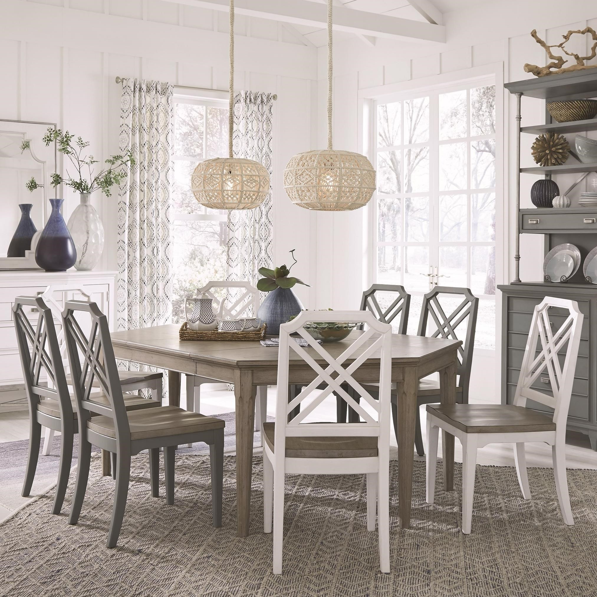 Dining Table Set for 8