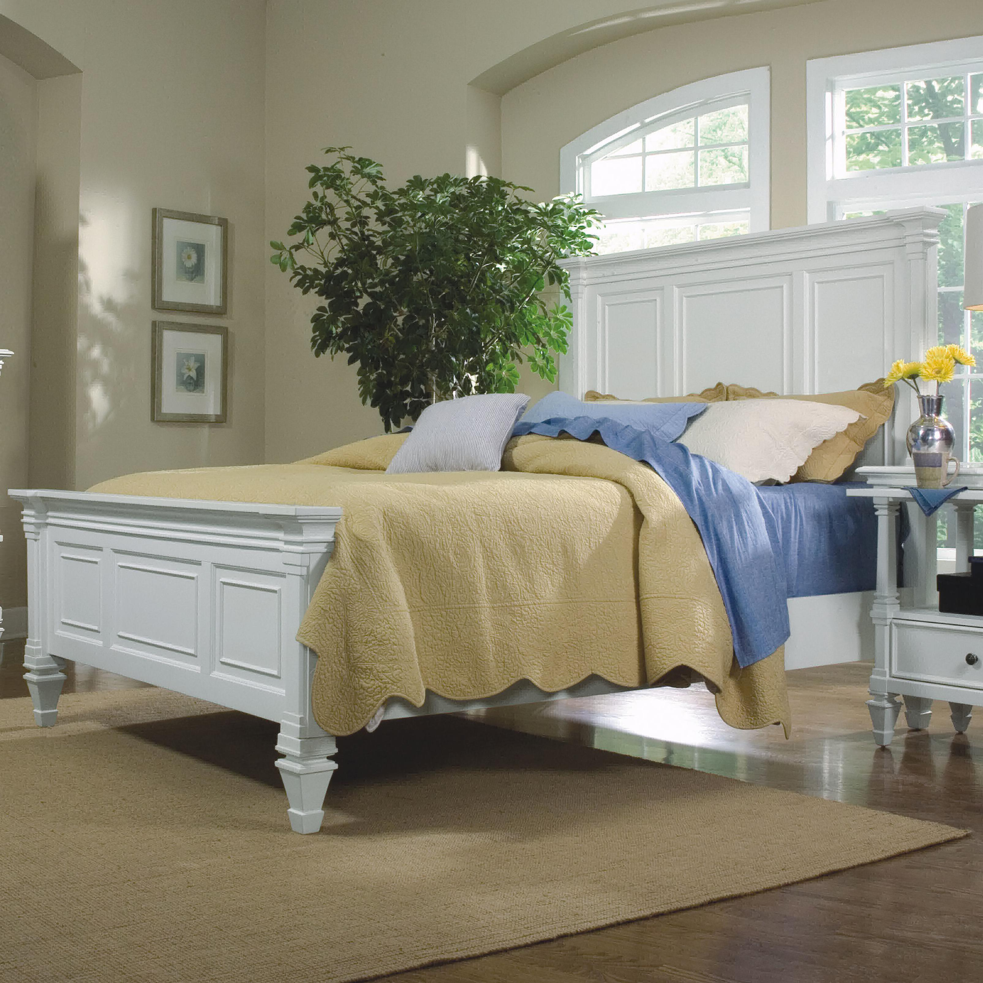 Ashby Full Panel Bed by Magnussen Home at Baer's Furniture