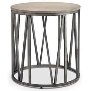 Magnussen Home Avalon Round End Table