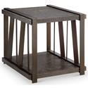 Magnussen Home Aviston Rectangular End Table - Item Number: T4516-03