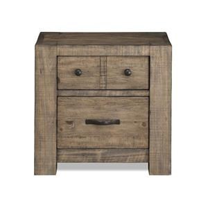 Magnussen Home Griffith Nightstand