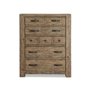 Magnussen Home Griffith Drawer Chest