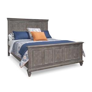 Magnussen Home Lancaster Queen Bed