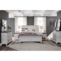Magnussen Home Bellevue Manor Queen Bedroom Group - Item Number: B4353 Q Bedroom Group 1