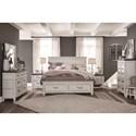 Magnussen Home Bellevue Manor Queen Bedroom Group - Item Number: B4353 Q Bedroom Group 2