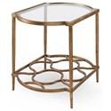 Belfort Select Bancroft 4038 Metal End Table - Item Number: T4038-03