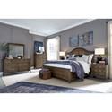 Magnussen Home Bay Creek California King Bedroom Group - Item Number: B4398 CK Bedroom Group 7