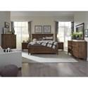 Magnussen Home Bay Creek Cal King Storage Bedroom Group - Item Number: B4398 CK Bedroom Group 4