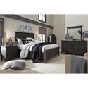 Magnussen Home Westley Falls Queen Bedroom Group - Item Number: B4399 Q Bedroom Group 3