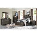 Magnussen Home Westley Falls Queen Bedroom Group - Item Number: B4399 Q Bedroom Group 8