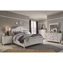 Magnussen Home Heron Cove King Bedroom Group - Item Number: B4400 K Bedroom Group 5