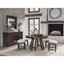 Magnussen Home Westley Falls Casual Dining Room Group - Item Number: D4399 Dining Room Group 3