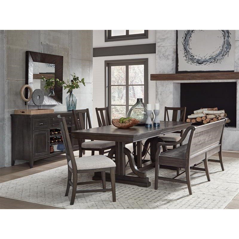 Westley Falls Formal Dining Room Group by Magnussen Home at Value City Furniture