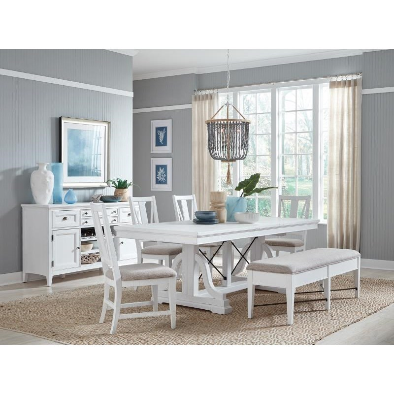 Heron Cove Formal Dining Room Group by Magnussen Home at Value City Furniture