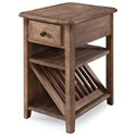 Magnussen Home Baytowne Chairside End Table - Item Number: T3749-10