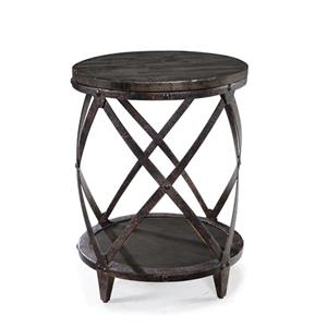 Magnussen Home T4044 Milford End Table