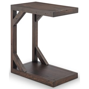 Magnussen Home Beck Snack Accent Table