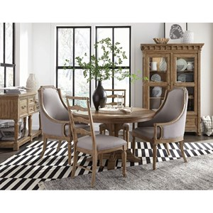 Magnussen Home Graham Hills Formal Dining Room Group
