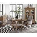 Magnussen Home Graham Hills Formal Dining Room Group - Item Number: D4281 Dining Room Group 2