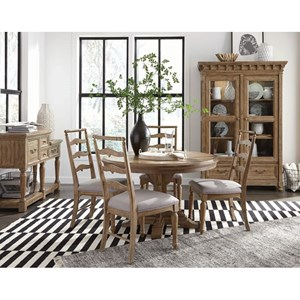 Magnussen Home Graham Hills Casual Dining Room Group