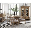 Magnussen Home Graham Hills Casual Dining Room Group - Item Number: D4281 Dining Room Group 3