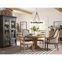 Magnussen Home Graham Hills Formal Dining Room Group - Item Number: D4281 Dining Room Group 7